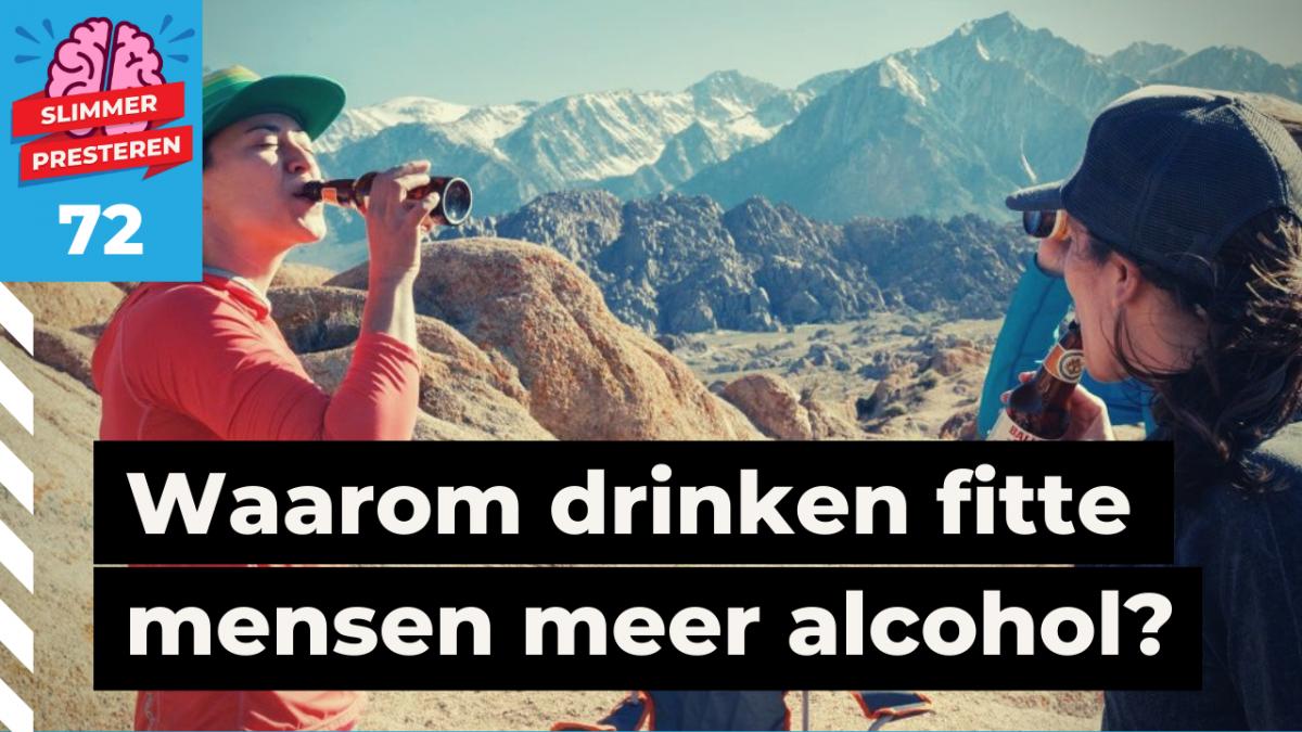 alcohol en sporten